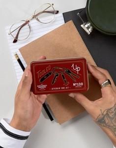 Брелок для ключей с инструментами Gentlemans Hardware - Мульти