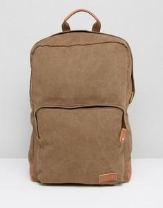 Парусиновый рюкзак Esprit London - Серый