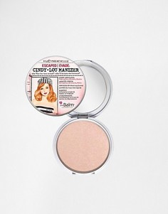 Пудра-хайлайтер the Balm Luminizer Cindy Lou - Розовый