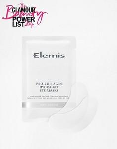 Водно-гелевая маска для кожи вокруг глаз с проколлагеном Elemis - Бесцветный