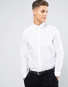 Белая рубашка классического кроя ASOS - Белый