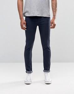 Облегающие джинсы цвета индиго Cheap Monday - Темно-синий