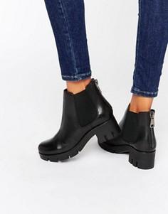 Массивные ботинки челси ALDO - Черный