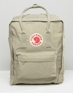 Серо-коричневый рюкзак Fjallraven Kanken - Бежевый