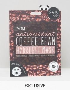 Гелевая маска для лица на кофейных зернах с антиоксидантами Oh K - Бесцветный