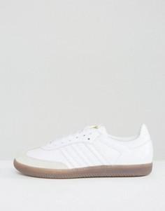 Белые кроссовки adidas Originals Samba OG - Белый