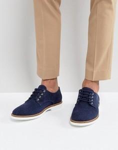 Туфли дерби Selected Homme - Темно-синий