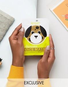 Листовая маска для лица ASOS - Собака - Бесцветный Beauty Extras