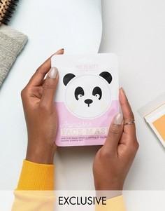 Листовая маска для лица ASOS - Панда - Бесцветный Beauty Extras