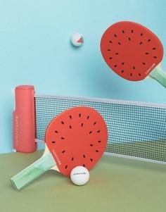 Набор для игры в пинг-понг с дизайном арбуза Sunnylife - Мульти
