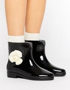 Резиновые сапоги Glamorous - Черный