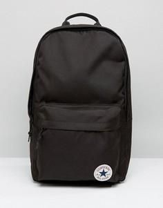 Черный рюкзак с логотипом Converse Classic - Черный