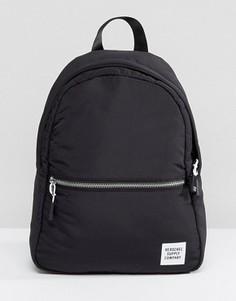Черный рюкзак из ткани рипстоп Herschel Supply Co. - Черный