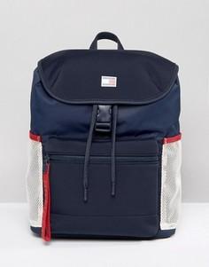 Рюкзак из нейлона Tommy Hilfiger - Темно-синий