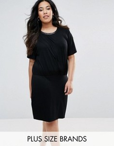 Платье Junarose Plus - Черный