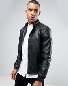 Куртка из искусственной кожи Celio - Черный