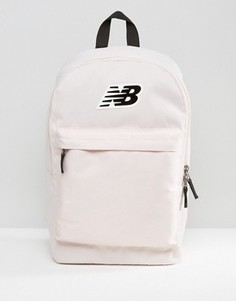 Классический бледно-розовый рюкзак с логотипом New Balance - Розовый