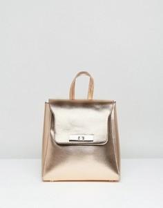 Маленький рюкзак New Look - Золотой