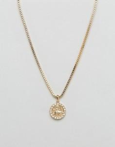 Ожерелье Monki Sovereign - Золотой