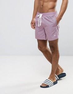 Розовые боксеры-брифы в темно-синюю полоску Jack Wills Branwell - Розовый