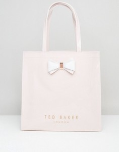 Большая сумка Ted Baker Alacon - Розовый
