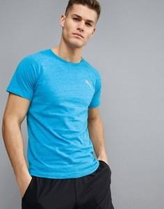 Синяя футболка Puma Running Evostripe 59062411 - Синий