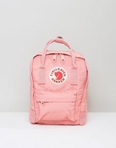 Маленький розовый рюкзак Fjallraven Kanken - Розовый
