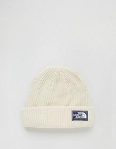 Белая шапка-бини The North Face Salty Dog - Белый