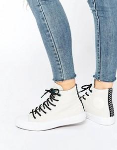 Высокие кроссовки Converse Chuck Ii - Кремовый
