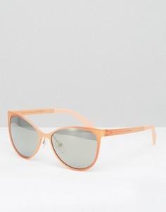 Солнцезащитные очки кошачий глаз Marc By Marc Jacobs - Розовый