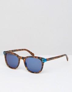 Квадратные солнцезащитные очки Marc By Marc Jacobs MMJ 458/S - Коричневый