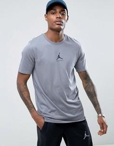 Серая футболка Nike Jordan 23/7 840394-065 - Серый