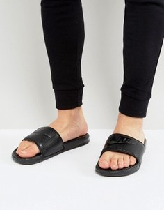 Черные шлепанцы Nike Benassi JDI 343880-001 - Черный