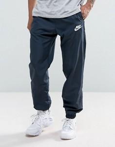 Синие джоггеры Nike Season 804316-475 - Синий