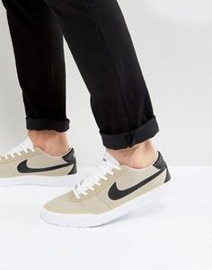 Серые кроссовки Nike SB Bruin Hyperfeel 883680-201 - Серый