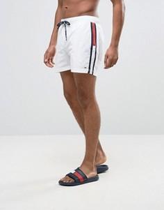 Белые шорты для плавания Tommy Hilfiger THD - Белый