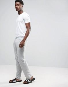 Штаны для дома классического кроя из хлопка Calvin Klein - Серый
