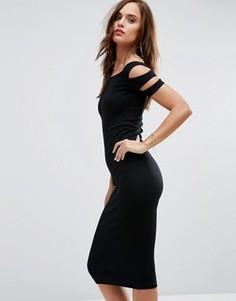 Платье-бандо Supertrash Dake - Черный