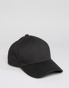 Бейсболка 7X - Черный