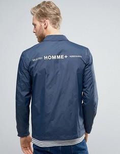 Легкая спортивная куртка Selected Homme - Синий