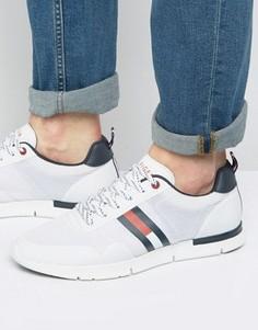Сетчатые кроссовки для бега Tommy Hilfiger Tobias - Белый