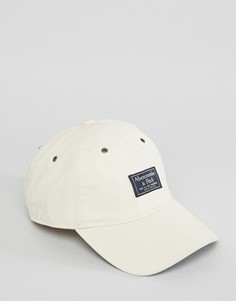 Бейсболка Abercrombie & Fitch - Белый