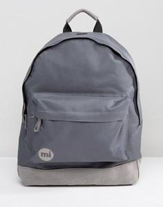 Серый классический рюкзак Mi-Pac - Серый