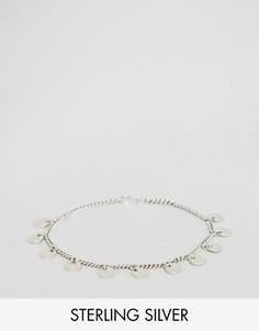 Серебряное кольцо с дисками Fashionology - Серебряный