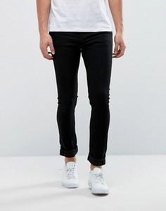 Черные джинсы скинни Only & Sons Super - Черный