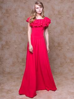 Женские вечерние платья с воланами – купить в Lookbuck 1cda9af2b702b