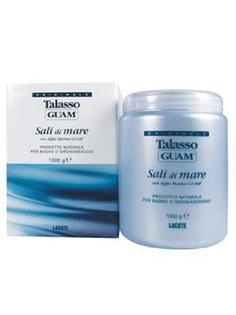 Соль для ванн GUAM