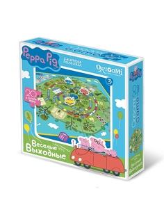 Настольные игры Peppa Pig