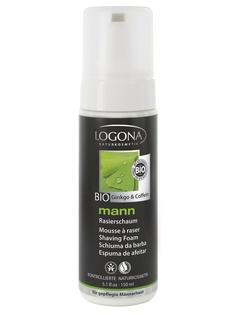 Пены для бритья Logona