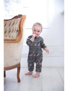 Комбинезоны нательные для малышей Веселый малыш